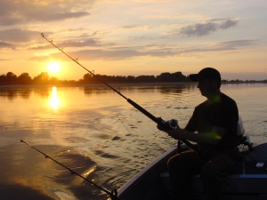 Fathers, daughters, fishing, and Patsy Cline